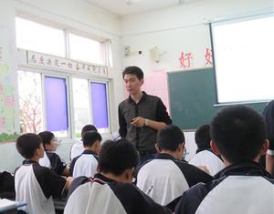 初中数学组组长、优秀班主任汪能老师